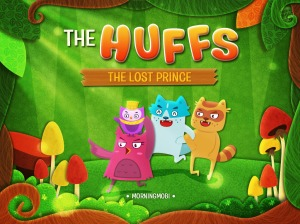 The Lost Prince The Huffs
